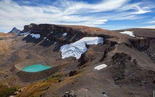 Где находятся альпы: самый большой горный массив в странах европы, высота вершин