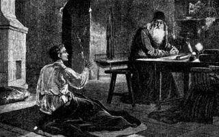 А с пушкин «борис годунов»: краткое содержание по главам, пересказ трагедии