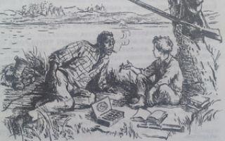 Приключения гекльберри финна краткое содержание путешествие плавучий дом
