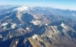 Горы в северной америке: горная система кордильер, скалистые горы, вулканы