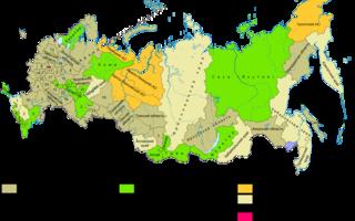 Республики россии как субъекты федерации — территория и населенные пункты
