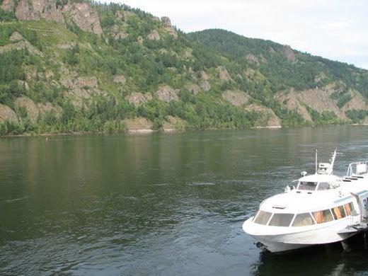 Река России Енисей, на которой стоит Красноярск: экологические проблемы самой полноводной реки