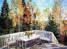 Краткое содержание рассказа Ивана Алексеевича Бунина «Холодная осень»