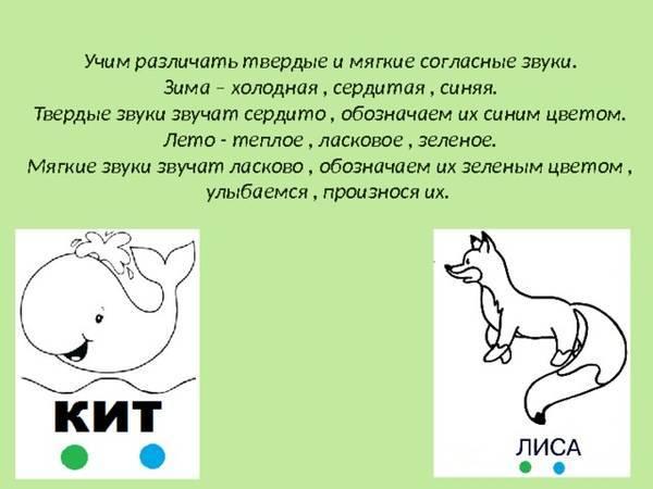 Разнообразие букв и звуков в русском алфавите: согласные мягкие и твердые, звонкие и глухие, сонорные звуки
