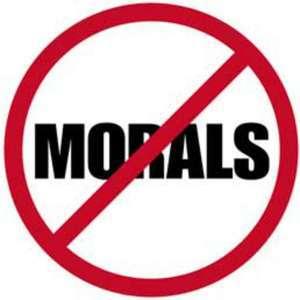 Кто такой аморал: аморальный образ жизни и поведение, значение слова