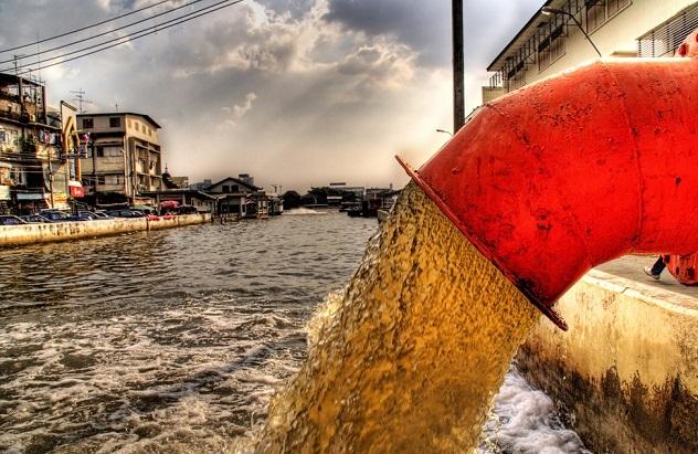 Гидросфера: загрязнение вод, ее значение и методы очистки