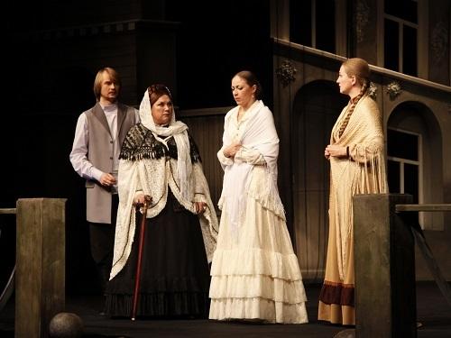 Краткое содержание сюжета драмы Островского Гроза: действующие лица, пересказ событий по главам