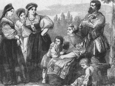 Барщина: определение, история возникновения, размер и отличие от оброка