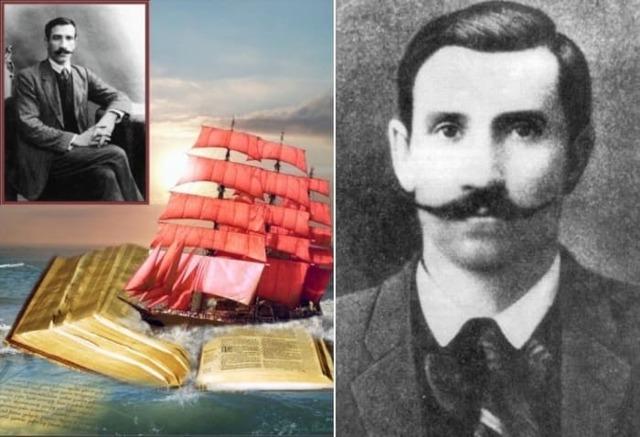 Александр Грин – биография писателя, описание творчества