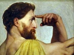 Значение и происхождение фразеологизма или пословицы Семи пядей во лбу, история возникновения