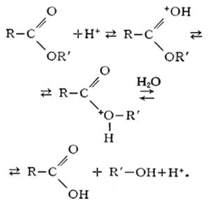 Гидролиз в химии, его значение и формула, определение и как сделать