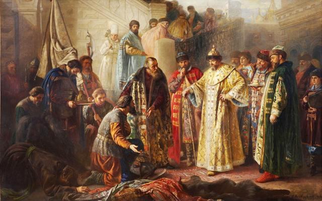 Биография Ивана Грозного (кратко): годы правления и интересные факты из жизни правителя
