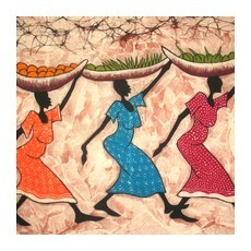 Народы Африки и Азии: национальности и культура восточных народов, население регионов
