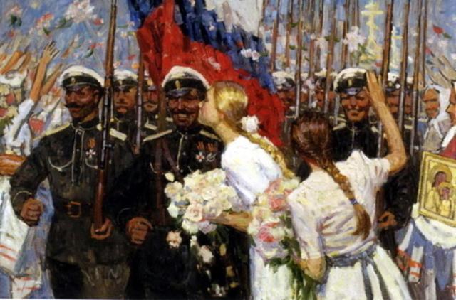 Гражданская война в России: причины и участники, кратко об этапах событий и итогах