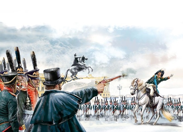 Восстание на сенатской площади в декабре 1825 года: причины, предпосылки, итоги