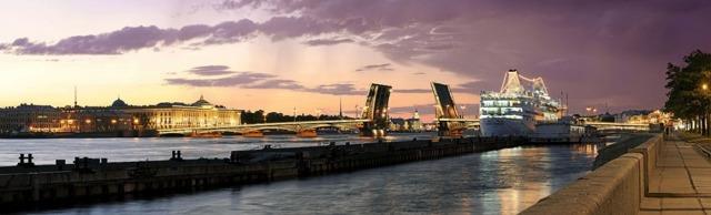 Информация о Санкт-Петербурге: основание города, население и названия достопримечательностей