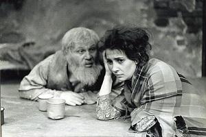 Образ Луки в пьесе Горького