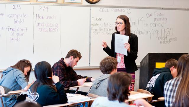 История профессии учитель: где получить образование учителя начальных классов