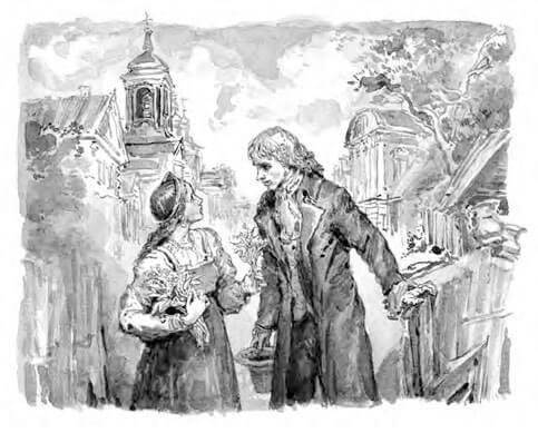 Краткий пересказ содержания произведения Николая Михайловича Карамзина Бедная Лиза