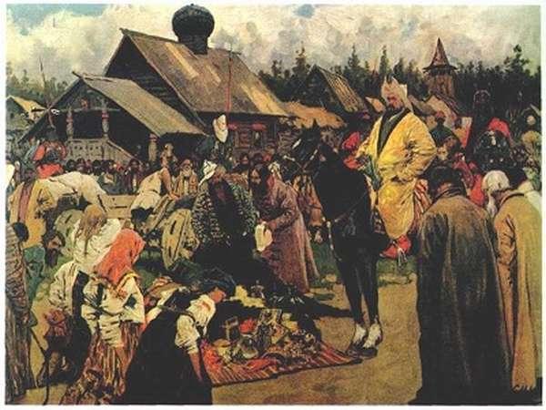 Антиордынское восстание в Твери в 1327 году и как тверское восстание обернулось пользой для Москвы