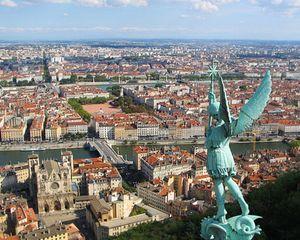 Франция: численность населения, где находится и крупнейшие города (+ карта Франции)