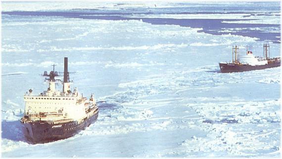 Море Лаптевых на карте: когда открыто, в честь кого названо, его исследование и значение