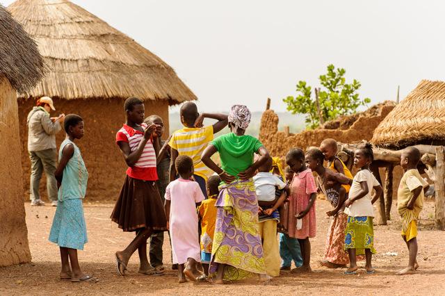 Африка: города, список стран, где находится на карте мире, туризм