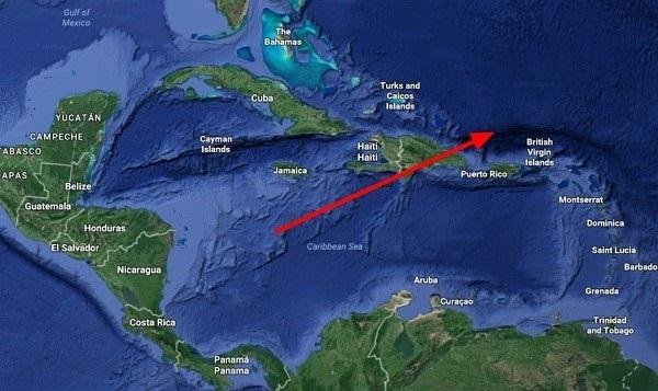 Моря, омывающие Атлантический океан: их список, соленость, плотность, географическое положение, рельеф дна и органический мир