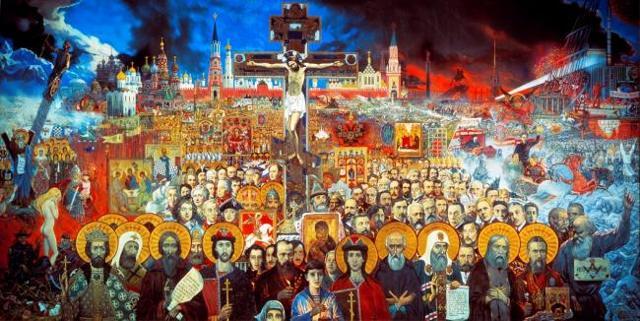Религии Европы: численность христиан в мире и по государствам, православные страны