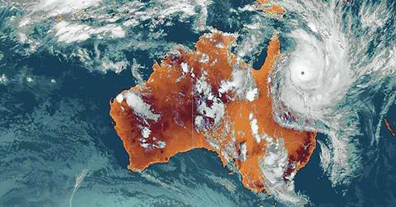 Крупные города Австралии и столица на карте, официальный язык, климат на континенте