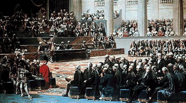 Первый созыв Генеральных штатов во Франции: предпосылки, цель создания, состав и принцип работы