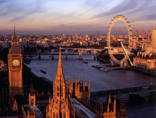 Биг-Бен на английском языке: где находятся часы в Лондоне