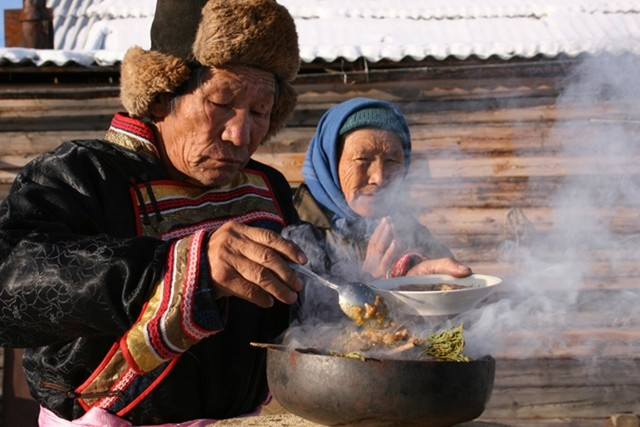 Народы Сибири и Дальнего востока, коренные жители красноярского края и Якутии