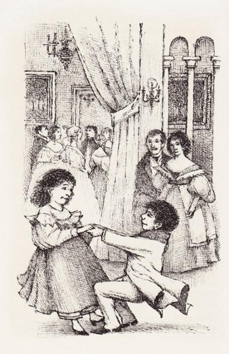 Содержание рассказа Толстого «Детство», краткий пересказ по главам