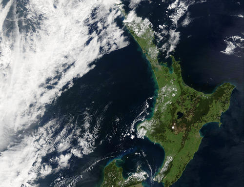 Вулканический остров в Тихом океане: происхождение, список, действующие вулканы