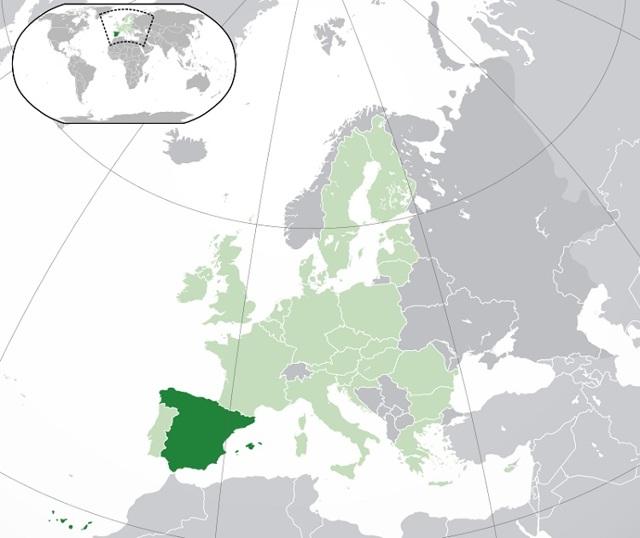 Площадь зарубежной Европы: список европейских стран, столицы государств, численность населения