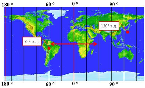 Географические координаты Москвы на карте: широта и долгота, определение координат в повседневной жизни