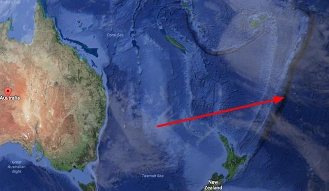 Самая глубокая впадина в Мировом океане: максимальная глубина и чудовища бездны