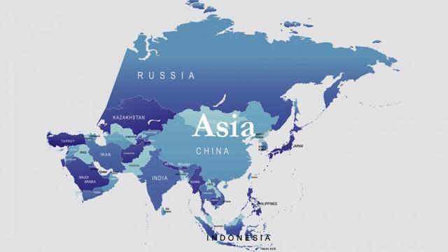 Список стран Зарубежной и Северной, Центральной и Южной, Восточно и Западной Азии с их столицами